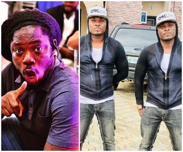 Mamuzee Twins Finally Responds To Daddy Showkey's Claim They Abandoned Their Mother Because A Pastor Told Them To