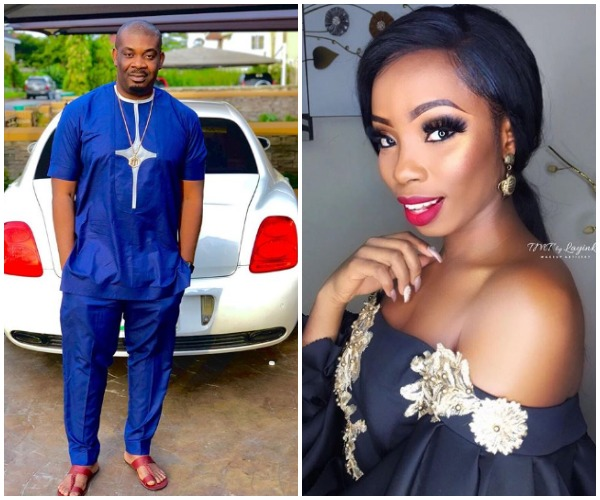 This Is How Music Mogul Don Jazzy Shows That Former BB Naija 2018 Housemate Bambam Is Different From Others