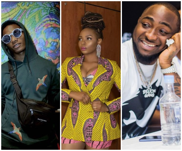Wizkid, Davido, Yemi Alade And More Nigerians Dominate Forbe Africa's Hit 30 Under 30 List