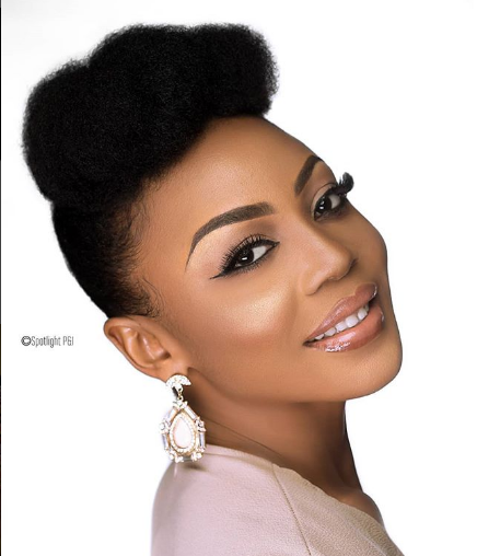 Ifu Ennada Is Nothing But Grateful As She Receives 1 Million Naira From Total Stranger