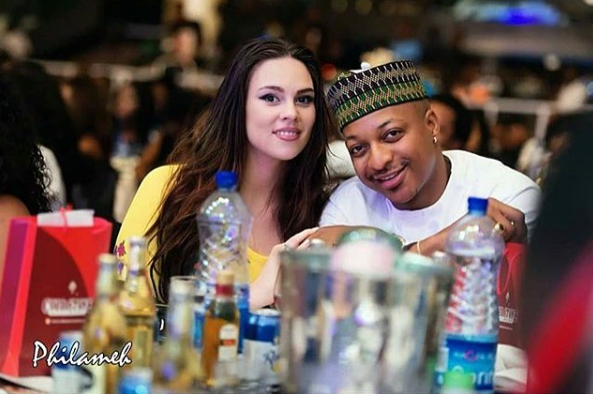 Nollywood Actor IK Ogbonna Does The Unthinkable To His Wife, Sonia