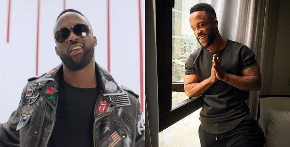 Singer Iyanya mocked by fans for dropping just N3k after much hailing in Delta State