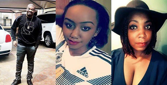 Jealous lady calls Twitter user an 'ugly faced b*tch' because Don Jazzy liked her posts