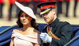 Meghan Markle Breaks Royal Protocol Again!