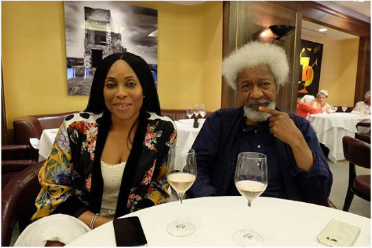 Mo Abudu To Make A Feature Film From Award-Winning Playwright Wole Soyinka's Classic Play 'Death And The King's Horseman'