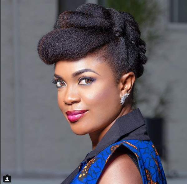 Omoni Oboli Is The Definition Of Flawless And This Photo Proves It