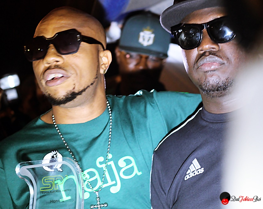 SEE PHOTOS: Charles Okocha , Illbliss & more stars Superplay Pool Party 1st year anniversary