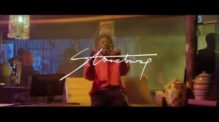 VIDEO: Stonebwoy – Pepper Dem ft. Edem & Amaarae