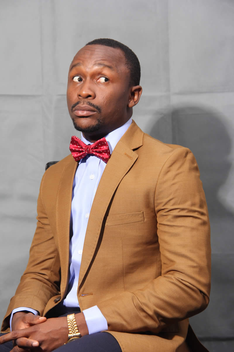 Comedian Ushbebe Reveals Why Being An Entertainer Is More Than Just A Job For Him
