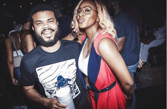 Asa Asika Reveals How He Met Girlfriend, DJ Cuppy