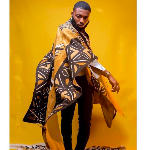 Swanky Jerry Is A Certified Fashionista In These Stylish Birthday Shoot