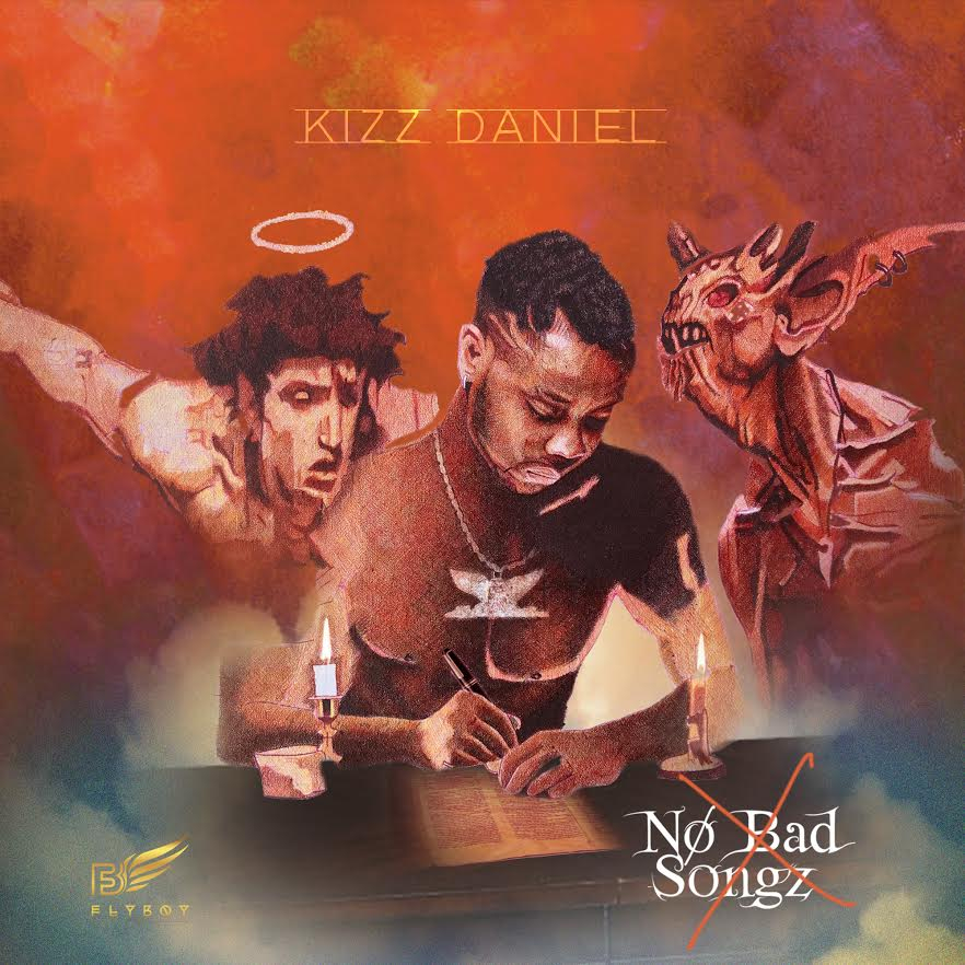 KIZZ DANIEL ANNOUNCES SOPHOMORE ALBUM, UNLOCKS PROVOKING TITLE & ART