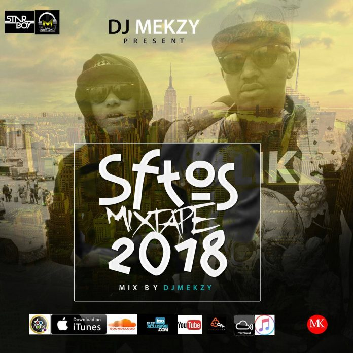 Wizkid SFTOS Mixtape 2018 By DJ Mekzy