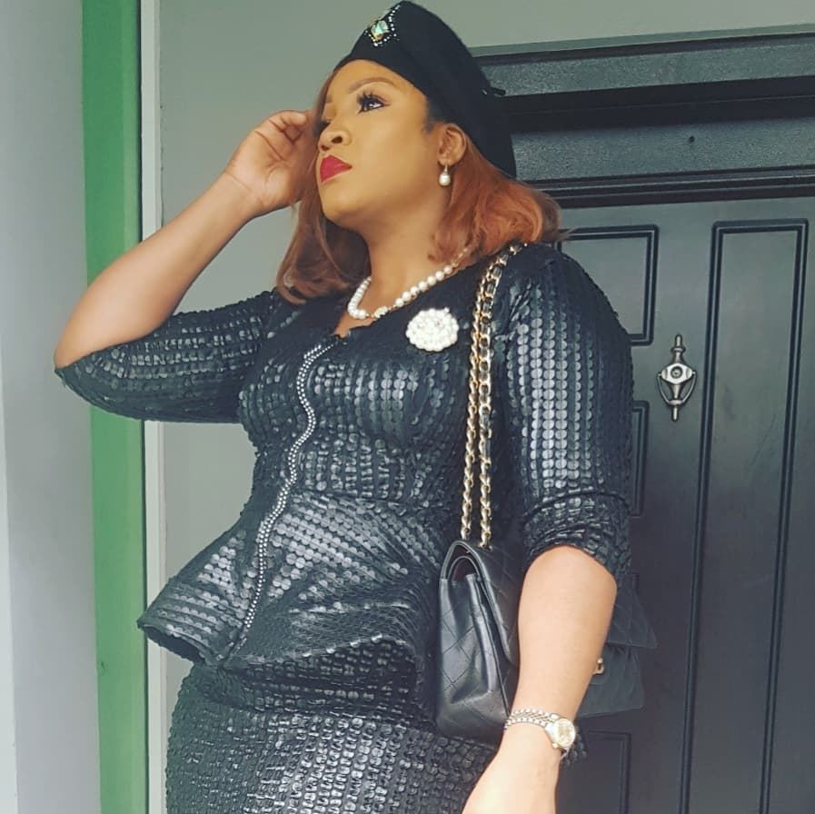Omotola Jalade-Ekeheinde Is Serving Slay Goals In This Lovely New Photos