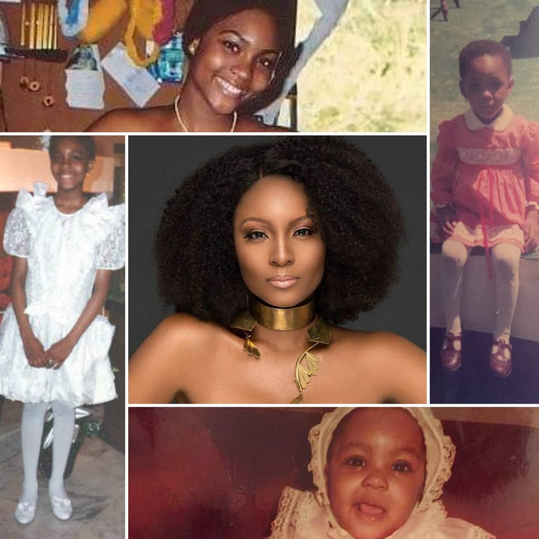 Osas Ighodaro-Ajibade Reveals Her Traumatic Growing Up Experience