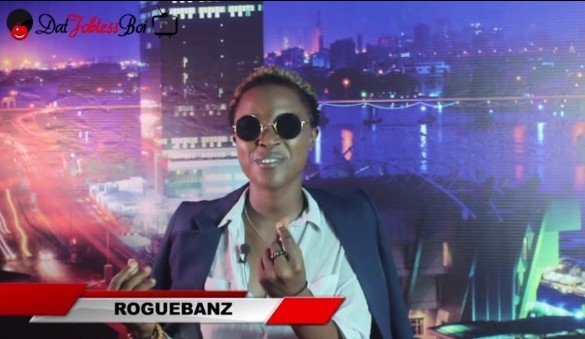 "Nigerian Music industry picks popularity over contents"" – @Roguebanz"