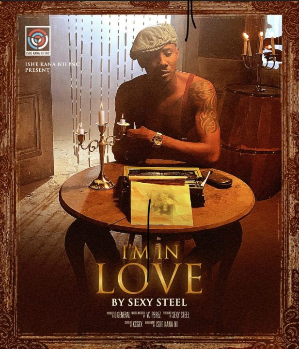 VIDEO: Sexy Steel – I'm In Love   @IamSexySteel