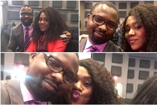 Stella Damasus Gushes Over Husband, Daniel Ademinokan In Sweet Birthday Post