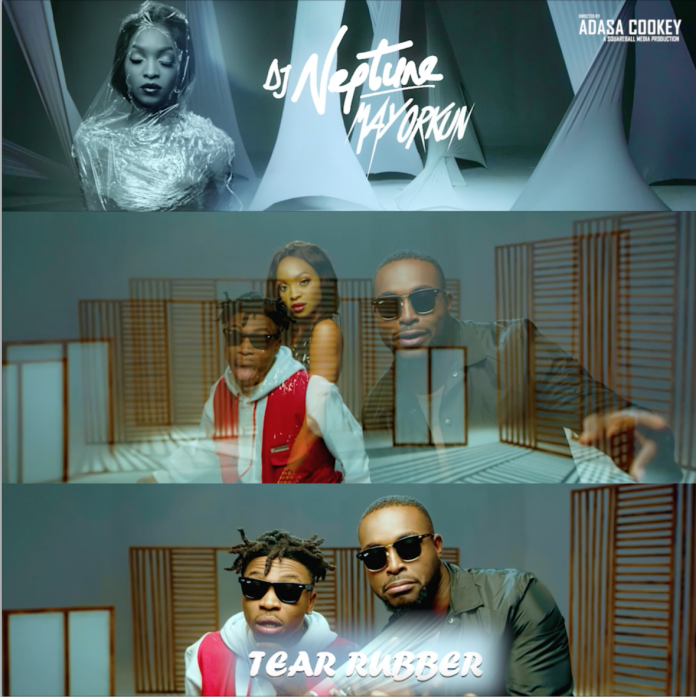 VIDEO: DJ Neptune – Tear Rubber Ft Mayorkun