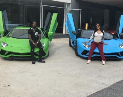Cardi B Shows Receipts For Trolls Who Say She Leased Her New Lamborghini