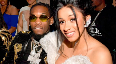 Cardi B Welcomes Baby Girl With Offset