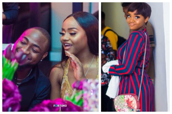 Davido Reacts To Reports Of Chioma Dropping Out Of School As Her Parents Are Left Enraged