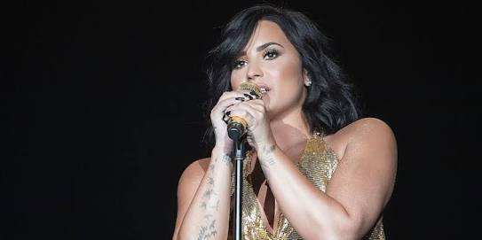 Demi Lovato Hospitalized For Heroine Overdose