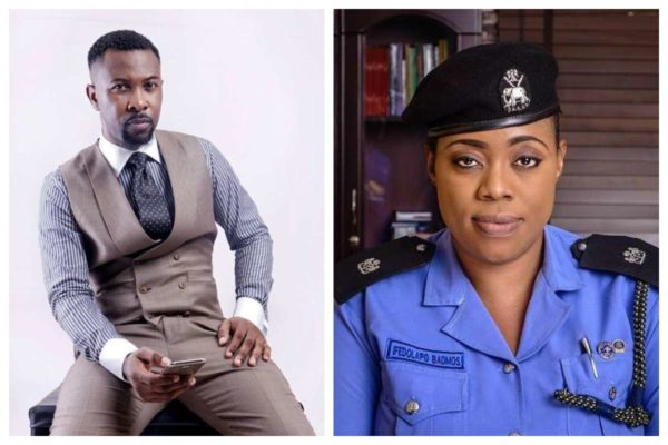 If what you stand for is #endsars let's know and if it's #reformsars let's know: Police PRO, Dolapo Badmus to Ruggedman