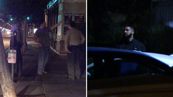 Drake And Uber Driver In Messy Fight, Cops Called On Rapper [VIDEO]