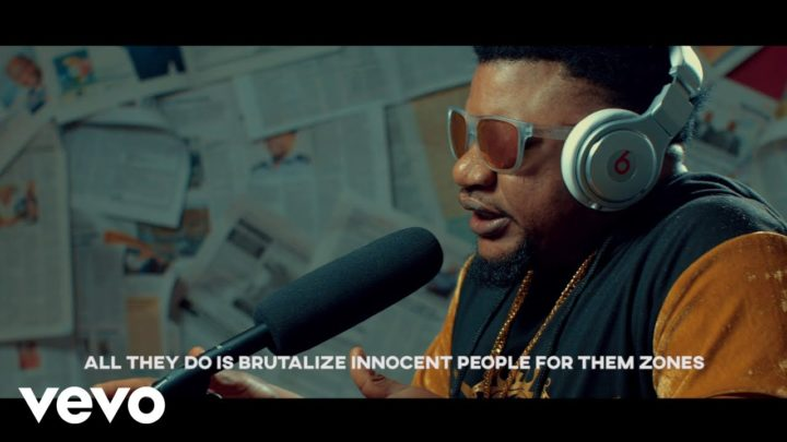 VIDEO: Ice-K – Endsars Brutality ft. Charles Okocha
