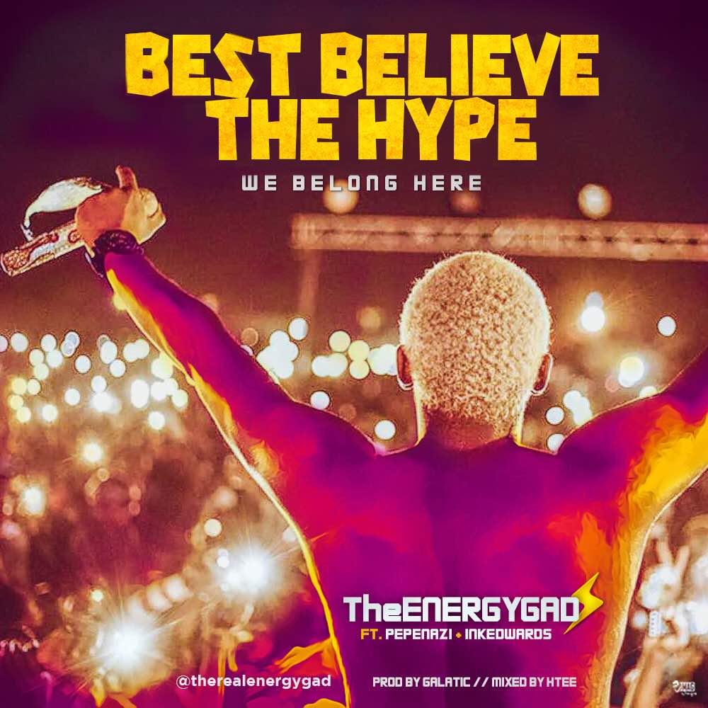 Music: @Do2dtun x @Pepenazi x @Inkedwards – BestBelieveTheHype (We Belong Here)