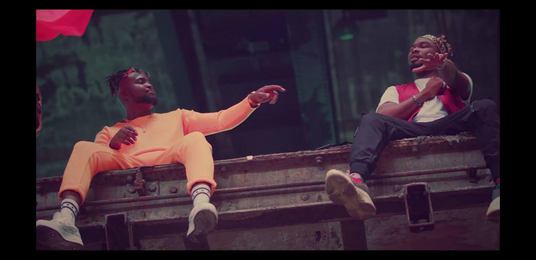 VIDEO: Au Pro ft. Slimcase – 1st