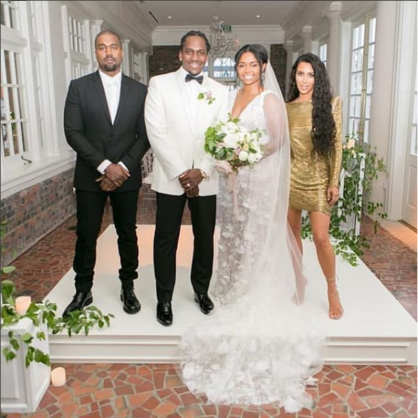 Photos From The Wedding Of Rapper Pusha T And Virginia Williams