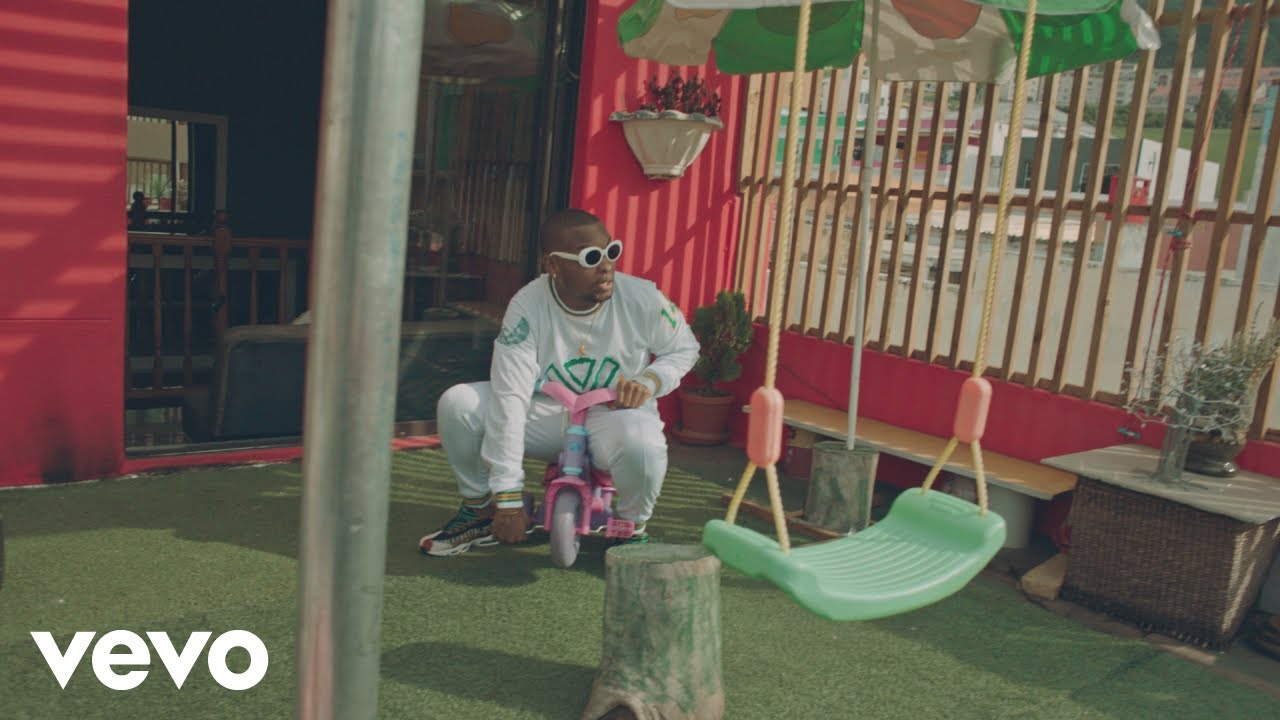 VIDEO: K.O – Waya Waya ft Cassper Nyovest