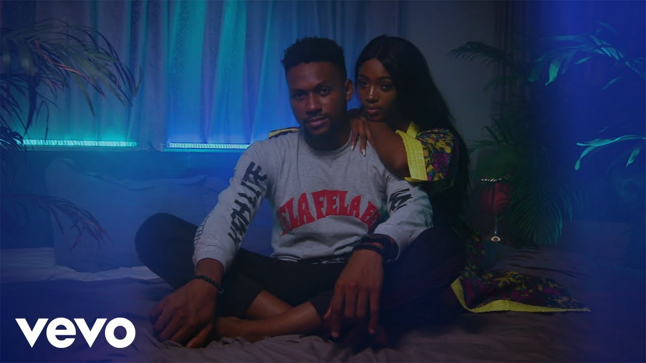 VIDEO: Funbi – Turn Me Around ft. LadiPoe
