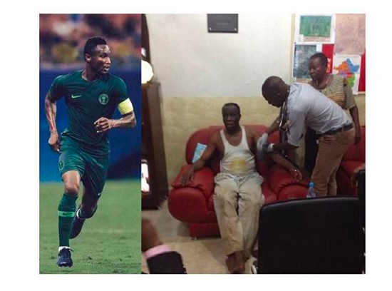 Mikel Obi's Father Dishes On Relationship With Football Star