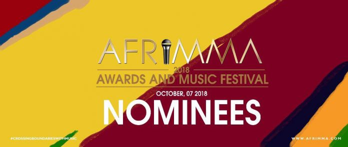 Afrimma Awards & Music Festival Presents 2018 Nominees | See Full List