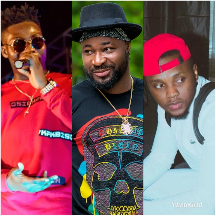 Kizz Daniel Rejected Working With Reekado Banks – Harrysong
