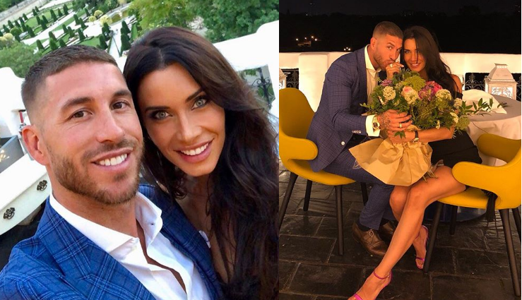 Sergio Ramos Gets Engaged To Longtime Girlfriend Pilar Rubio