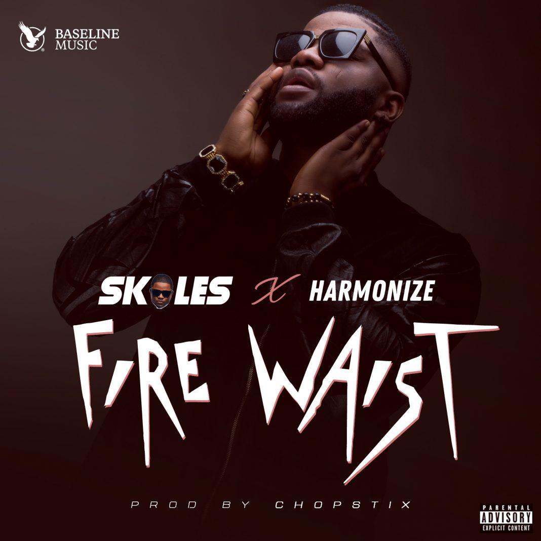 VIDEO: Skales – Fire Waist Ft. Harmonize