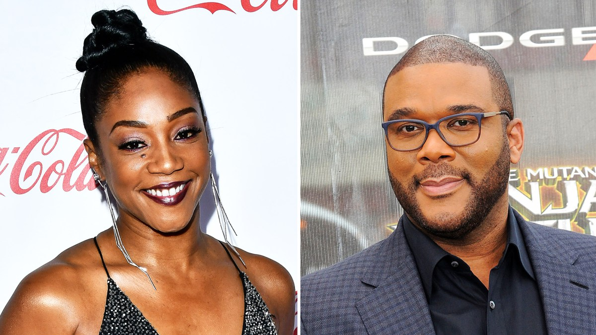 Tyler Perry gifts Actress Tiffany Haddish a brand new car
