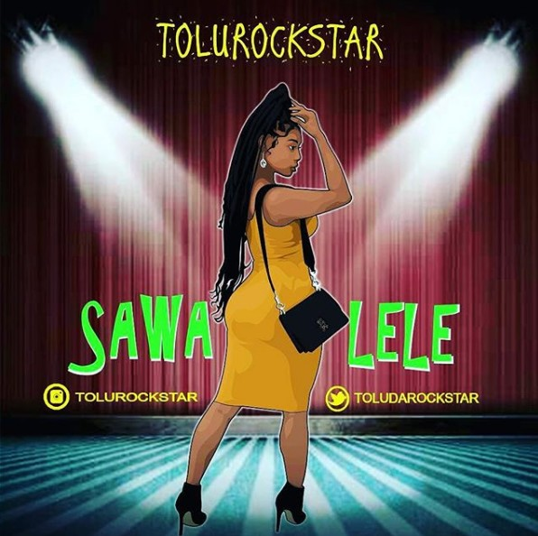 Premiere: Tolurockstar – Sawa Lele | @toludarockstar