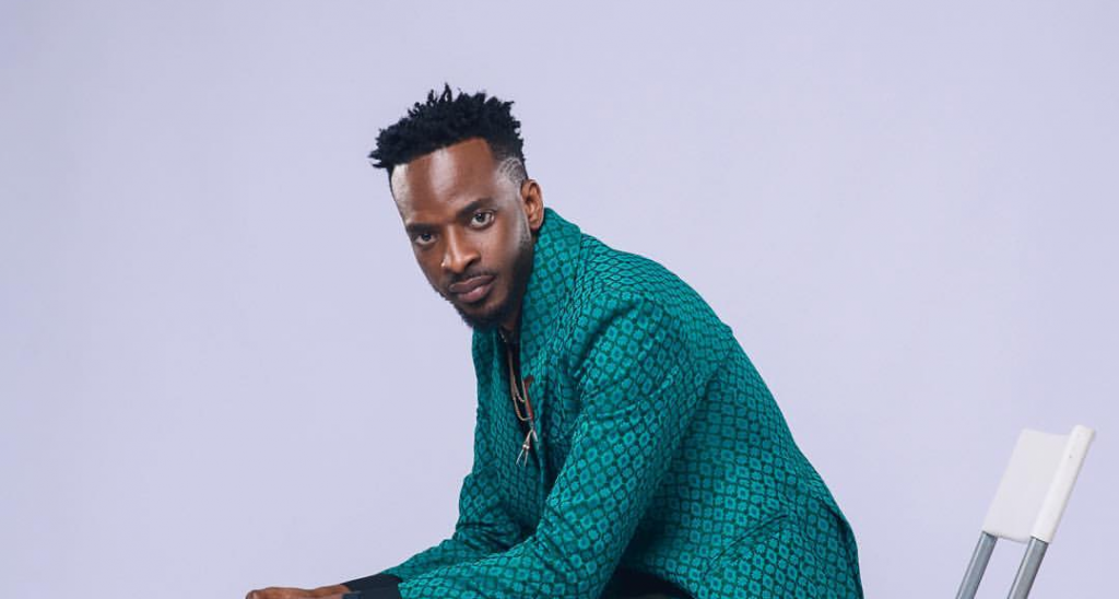 9ice Marries Fiancee Traditionally Over Skype