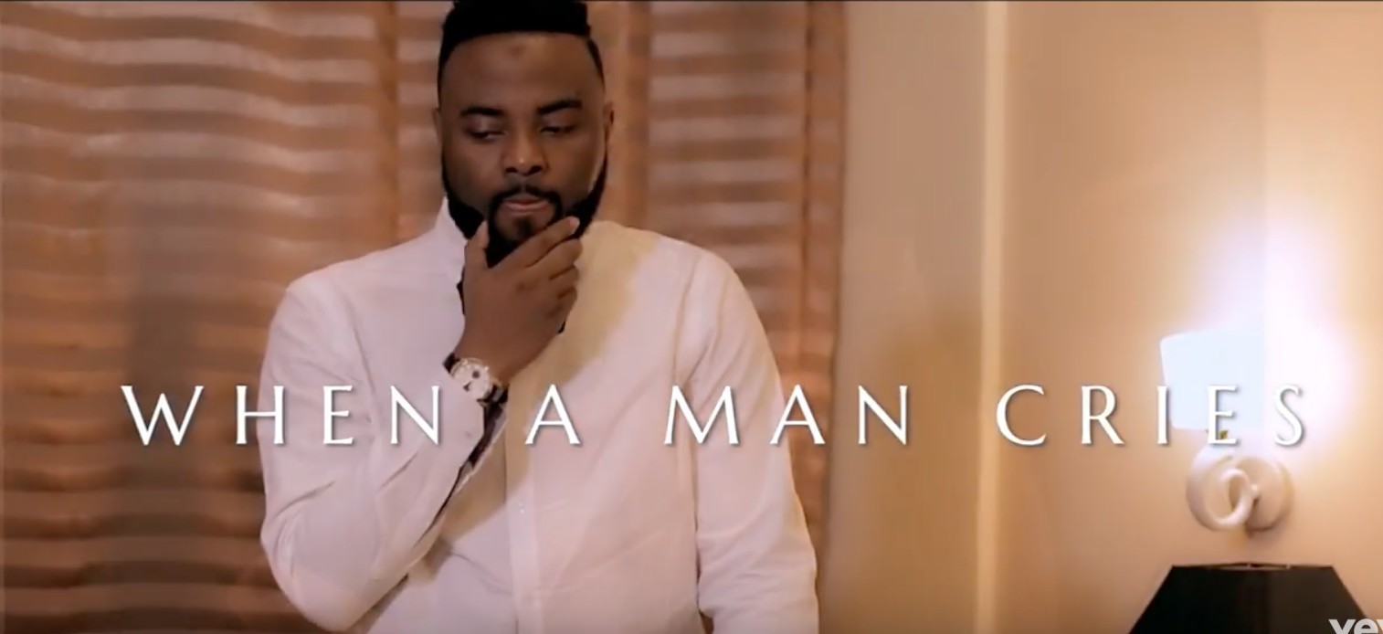 VIDEO: VJ Adams – When A Man Cries II ft Praiz