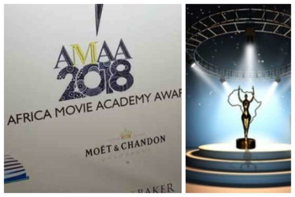 See AMAA 2018 Full Nominations List