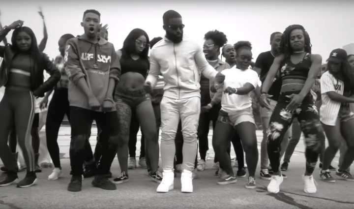VIDEO: Afro B – Drogba (Joanna)