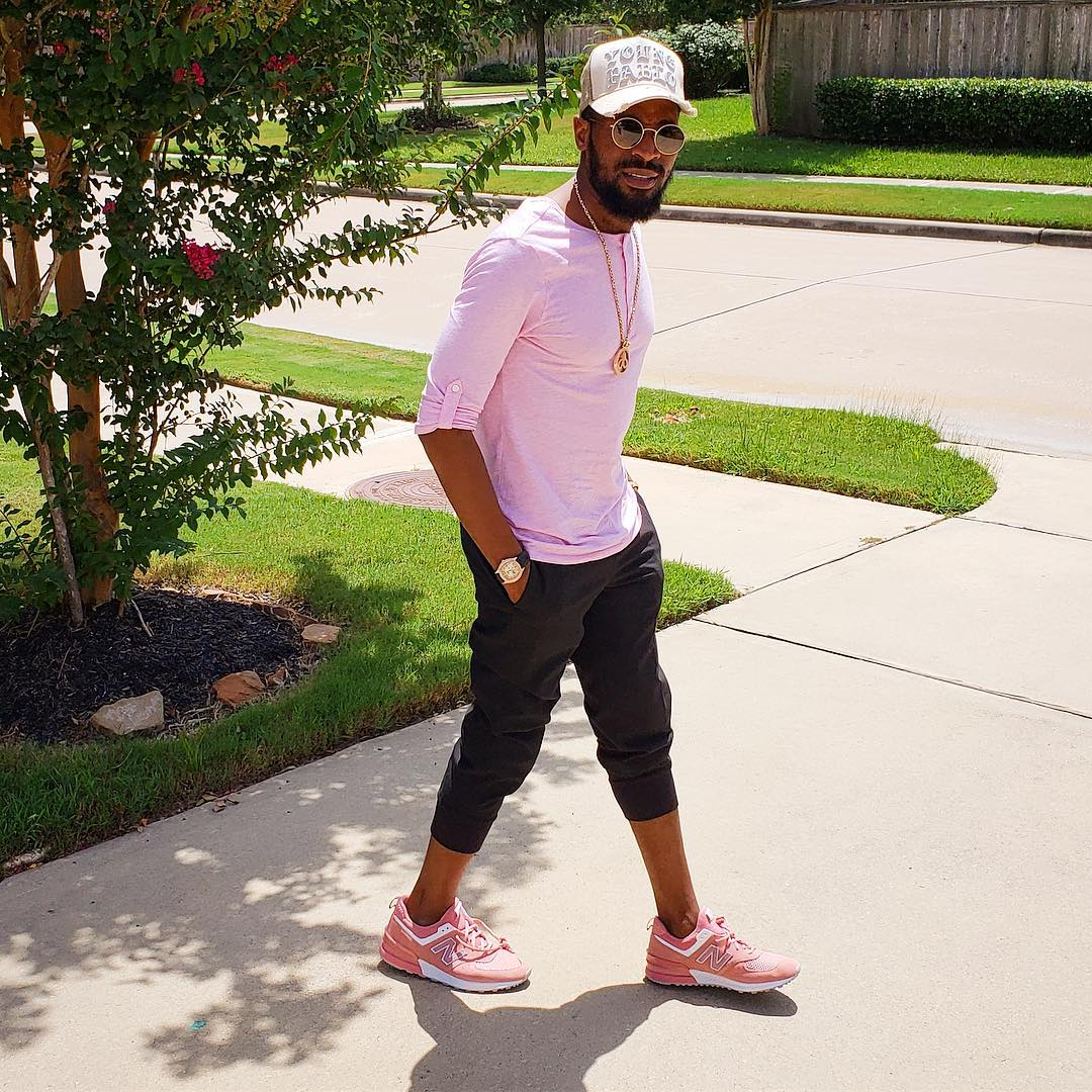 D'Banj Shares First Photo Of Himself Since Son's Death