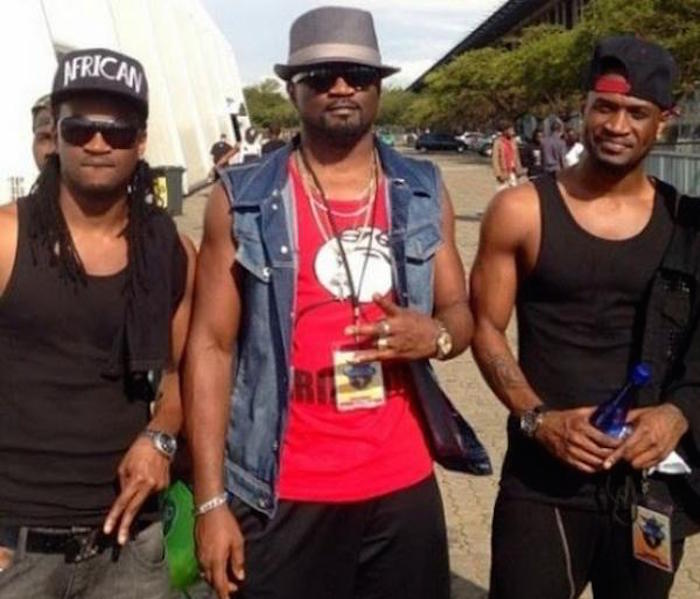 Jude Okoye Dishes On Sacrificing His Career For PSquare