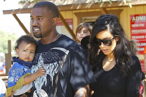Kanye West And Kim Kardashian Reportedly Planning Baby Number 4!