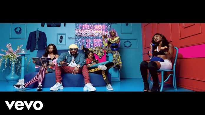 VIDEO: Kcee – Boo ft. Tekno